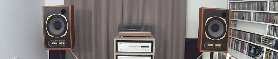 Tannoy Little Gold Monitor Review