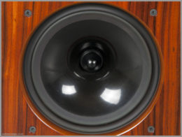 harbeth m30.1 speakers review 08 monitor 30.1 woofer radial 2