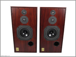 harbeth shl5 plus speakers review 01 front