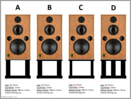 harbeth m40.1 m40.2 speaker stands diy wooden open frame 01 different options
