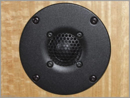 harbeth m40.1 speakers review 07 monitor 40.1 tweeter