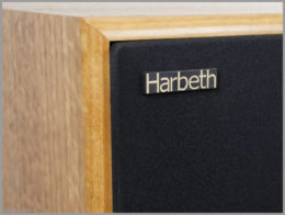 harbeth m40.1 speakers review 10 harbeth logo