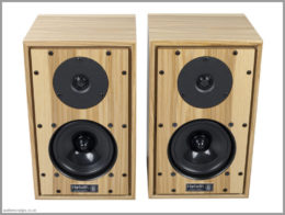 harbeth p3esr speakers 40th anniversary review 02 front