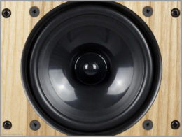 harbeth p3esr speakers 40th anniversary review 08 p3esr woofer radial 2