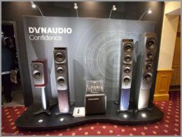 bristol hifi show 2020 02 dynaudio speakers