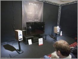 bristol hifi show 2020 04 pmc twenty5 22 speakers