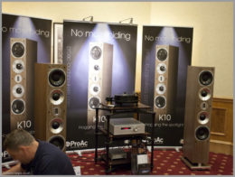 bristol hifi show 2020 06 proac k10 speakers