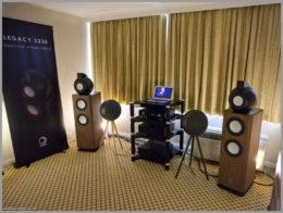 bristol hifi show 2020 14 elipson legacy 3230 speakers
