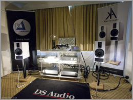 bristol hifi show 2020 15 kerr acoustic k300 speakers