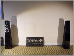 bristol hifi show 2020 18 totem tribe tower speakers