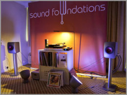 bristol hifi show 2020 19 kef ls50 speakers