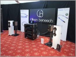 bristol hifi show 2020 22 wilson benesch square five speakers