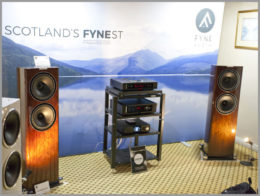 bristol hifi show 2020 23 fyne audio f703 speakers