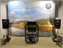 bristol hifi show 2020 24 fyne audio f701 speakers
