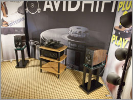 bristol hifi show 2020 25 avid speakers