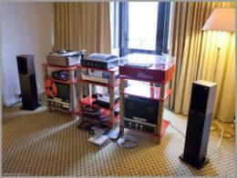 bristol hifi show 2020 35 rogers ls35a speakers