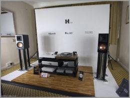 bristol hifi show 2020 37 klipsch rp 600m speakers