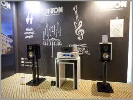 bristol hifi show 2020 38 canton vento 836.2 speakers