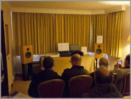 bristol hifi show 2020 39 audio note type j speakers