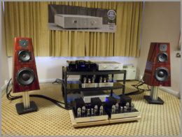 bristol hifi show 2020 40 von gaylord audio legend reference speakers