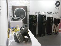 bristol hifi show 2020 43 fyne audio stand