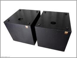klipsch la scala ii speakers review 05 low frequency cabinets
